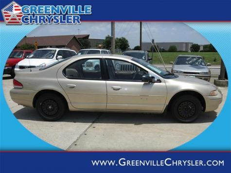 Photo #11: sedan: 2000 Chrysler Cirrus (Gold)