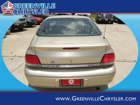 Photo #9: sedan: 2000 Chrysler Cirrus (Gold)