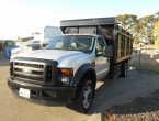 2008 Ford F-550 in CA