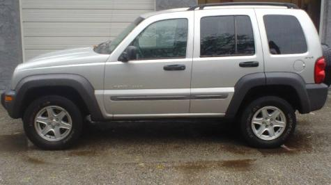 2002 jeep liberty suv for sale in collingdale pa under 6000. Black Bedroom Furniture Sets. Home Design Ideas
