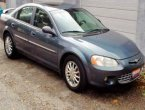 2003 Chrysler Sebring in Pennsylvania