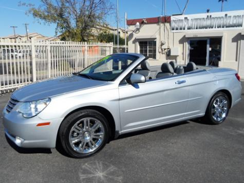 2008 chrysler sebring limited for sale in phoenix az under 12000. Black Bedroom Furniture Sets. Home Design Ideas