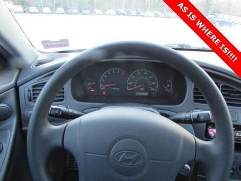 2002 Hyundai Elantra GLS - Economy Used Car Under $1000 in ...