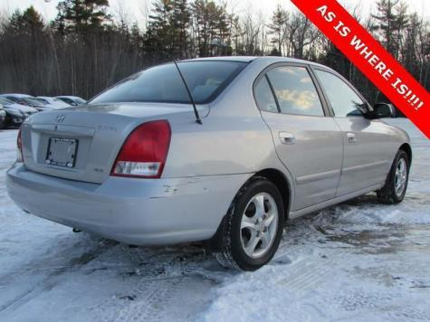 Hyundai Dealership Near Me >> 2002 Hyundai Elantra GLS - Economy Used Car Under $1000 in ...