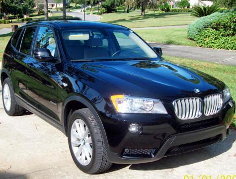 2014 BMW X3 28i Luxury SUV in Florida near Orlando Under $42000 - Autopten.com