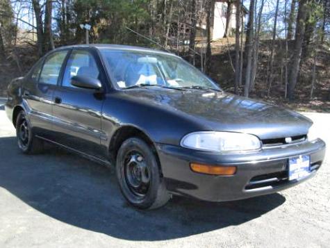 Decent Used Car Under 1000 In Virginia 1996 Geo Prizm