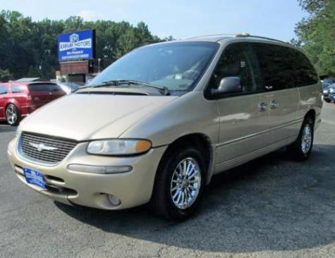 Minivan Under 1000 In Va Chrysler Town Amp Country