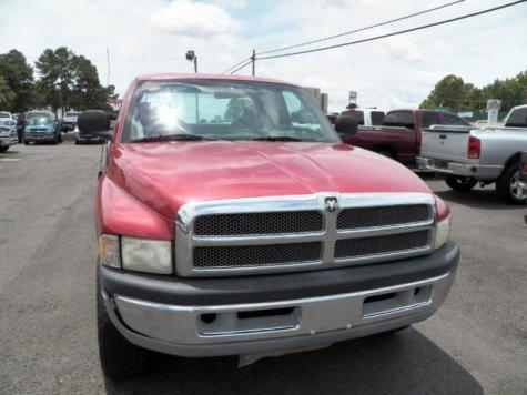 Photo #11: truck: 1999 Dodge Ram (Red)