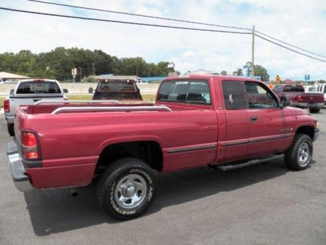 Used Cars Benton Ar >> Used 1999 Dodge Ram 1500 4WD Truck Under $2000 in Arkansas - Autopten.com