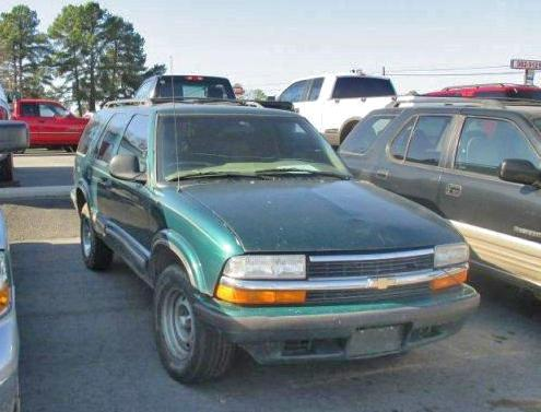 Jacksonville Nissan Dealers >> Chevy Blazer LT '98 - Cheap SUV Little Rock AR Under $1000 - Autopten.com