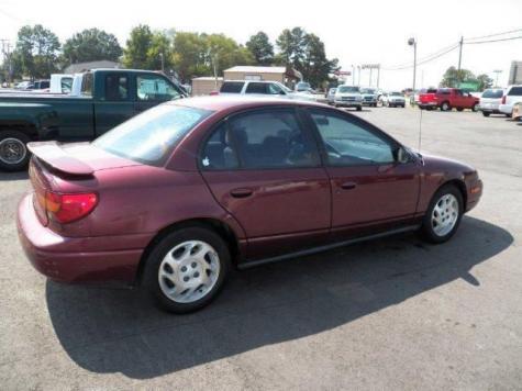 City Motors Jacksonville Ar >> 2002 Saturn SL2 - Used Car Around $2000 in AR near Little ...
