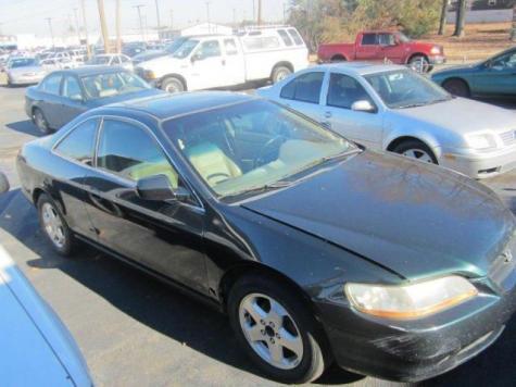 City Motors Jacksonville Ar >> Used 1999 Honda Accord EX V6 Sedan Under $2000 in Arkansas ...