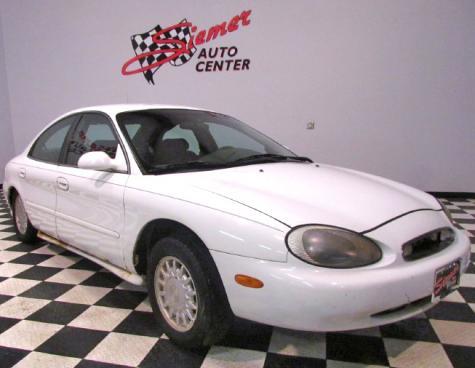1997 mercury sable gs reliable car under 1000 in fremont ne. Black Bedroom Furniture Sets. Home Design Ideas