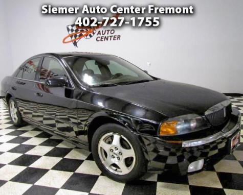 Omaha Ford Dealers >> 2001 Lincoln LS - Used Luxury Car Under $2000 in NE near ...