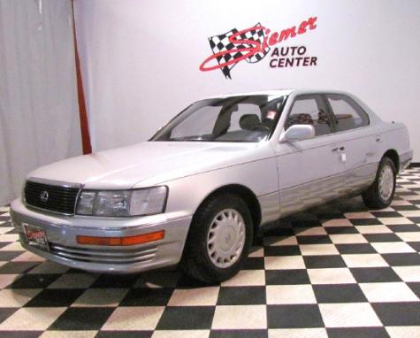 reliable car under 1000 near omaha ne used 1990 lexus ls400. Black Bedroom Furniture Sets. Home Design Ideas