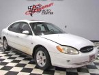 2000 Ford Taurus was SOLD for only $588...!