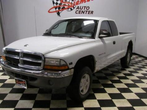 Photo #10: pickup truck: 2000 Dodge Dakota (White)