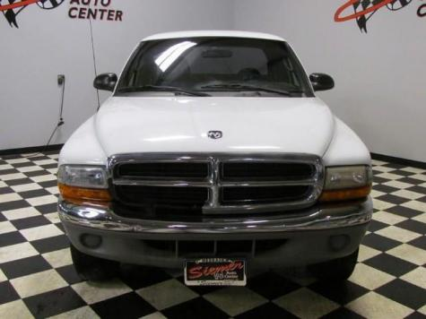 Photo #12: pickup truck: 2000 Dodge Dakota (White)