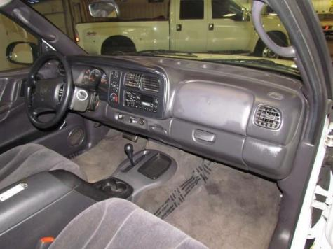 Photo #3: pickup truck: 2000 Dodge Dakota (White)