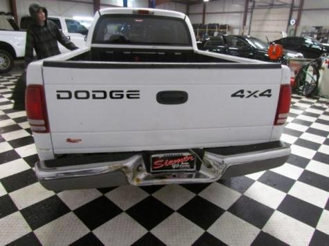 Photo #9: pickup truck: 2000 Dodge Dakota (White)