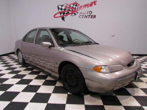 Cars For 500 Dollars For Sale By Owner >> Car For Sale $500-$1000 — 1995 Ford Contour in NE near ...