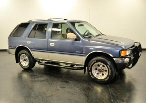 1995 Isuzu Rodeo Ls Used Suv For Less Than 1000 In Ky