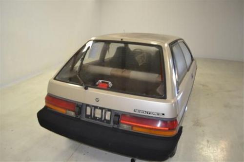 C D on 1988 Toyota Tercel Engine