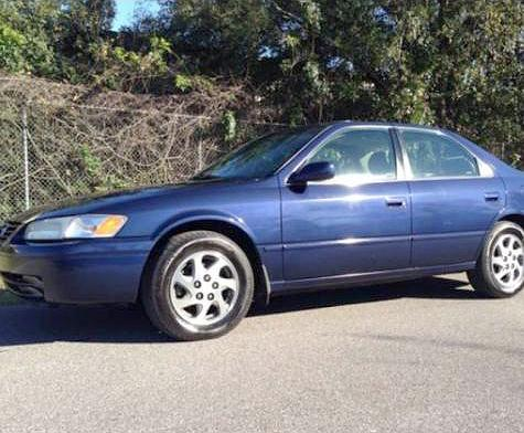 39 98 toyota camry xle good used car for 3000 in orlando fl. Black Bedroom Furniture Sets. Home Design Ideas