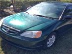 2001 Honda Civic (Green)