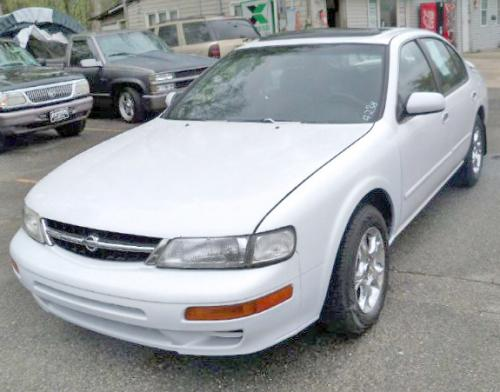 Nissan Maxima Gxe 97 For Sale Under 1000 In Nj Near Nyc