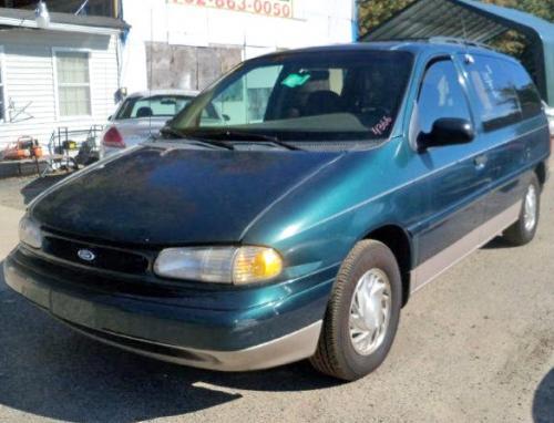 Ford Windstar Lx 95 Cheap Minivan Under 1000 In Nj