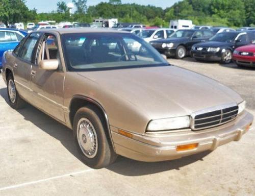 Buick Regal Custom '94 - Cheap Used Car NJ $1000 or Less ...