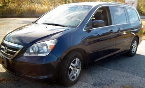 2006 Honda Odyssey Used Minivan Under 9000 In Ma Near