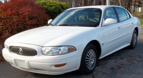 2004 Buick LeSabre - Good Used Car Under $4000 in MA near ...
