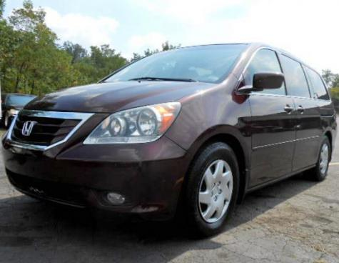 Used 2008 Honda Odyssey Ex L In Pa Under 14000 Low