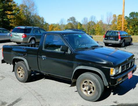 Auto Owners Login >> 1997 Nissan Pickup XE - Used Pickup Truck Under $1000 in Maine - Autopten.com