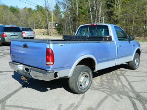 1997 Ford F 150 Xlt Used Truck For 1000 Or Less In
