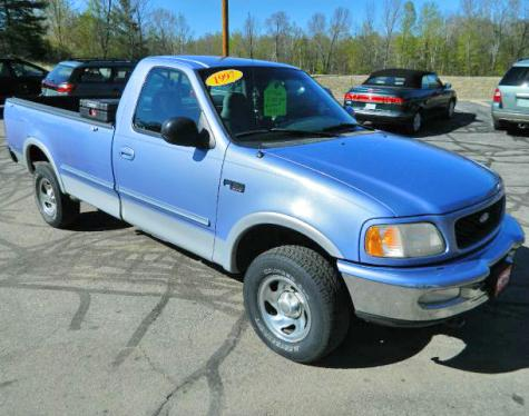 1997 Ford F-150 XLT - Used Truck For $1000 or Less in ...
