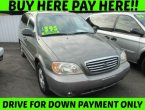 2003 KIA Sedona under $500 in Florida