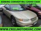 1999 Chrysler Sebring under $4000 in Florida