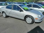 2001 Dodge Neon under $500 in Florida
