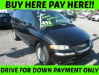 2000 Chrysler Town Country (Black)