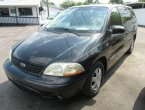 2003 Ford Windstar (Black)