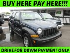 2007 Jeep Liberty (Blue)