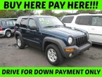 2003 Jeep Liberty (Blue)