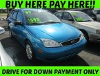 2007 Ford Focus (Blue)