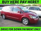 2007 Nissan Quest (Red)