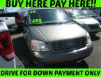 2005 Ford Freestar (Green)