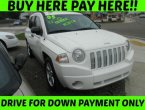 2007 Jeep Compass (White)