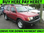 2001 Nissan Xterra (Red)